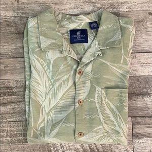 Caribbean Joe short sleeve shirt .